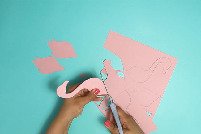 Flamingo_Donuts selber machen_Step 3
