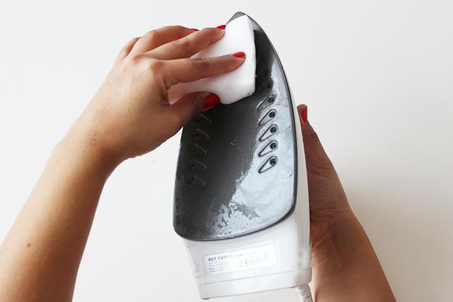10 Näh-Tipps_Bügeleisen sauber machen_1