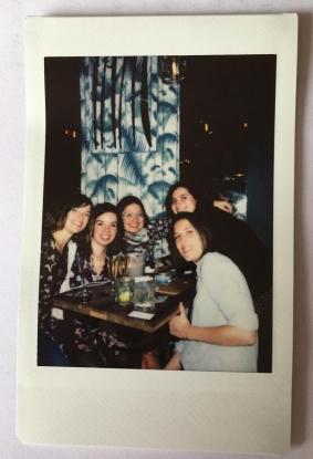 Margaux, Louise, Noémie, Virginie et Pascale (de Rozyli)