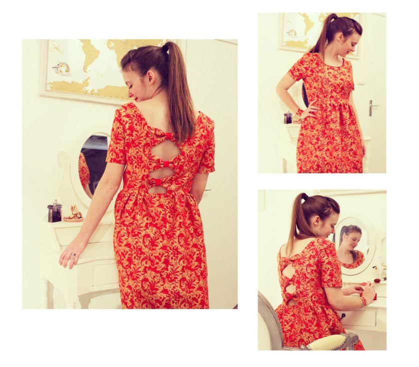 Patron de couture robe Envie