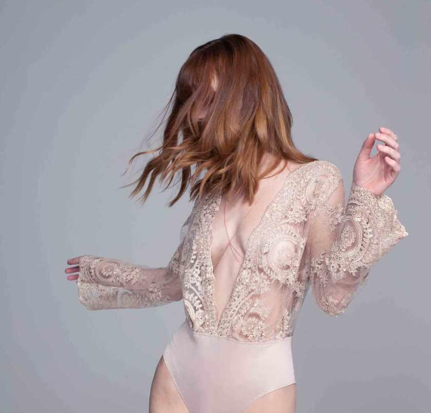 Patron de body lingerie par Nude Collective