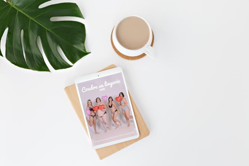 E-book Coudre sa lingerie par Petit Patron