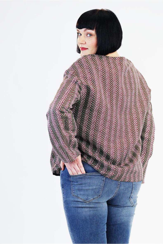 Patron de couture grandes tailles - Tunique Claire Schnittchen Patterns